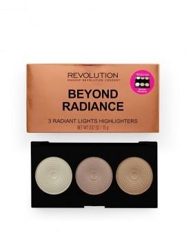 Makeup Revolution Highlighter Palette Beyond Radiance (15gr)