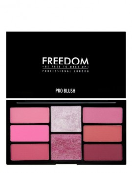 Freedom London Pro Blush Palette Pink And Baked (15gr)