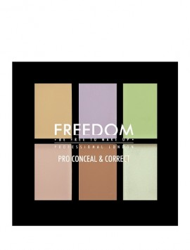 Freedom London Pro Correct Palette (6gr)