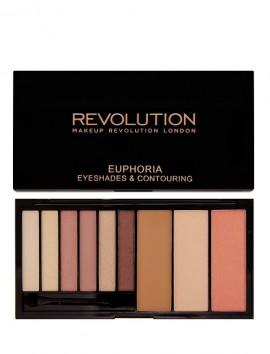 Makeup Revolution Euphoria Palette Bare (18gr)
