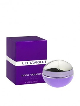 Paco Rabanne Ultraviolet Women Eau De Parfum Spray 80ml