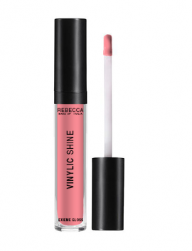 Rebecca Vinylic Shine Gloss Lipstick 6H No 02 (8ml)