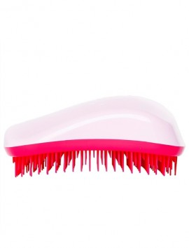 Dessata Large Detangling Brush White & Pink