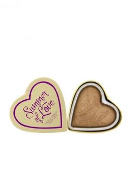 I Heart Makeup Blushing Hearts Summer Of Love Bronzer (10gr)