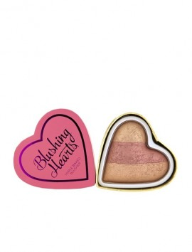 I Heart Makeup Blushing Hearts Peachy Keen Heart Blusher (10gr)