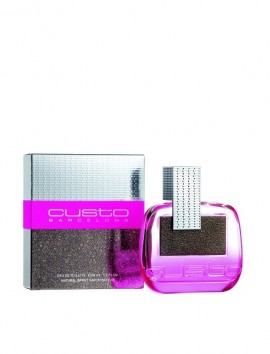Custo Barcelona Woman Eau De Toilette Spray 30ml
