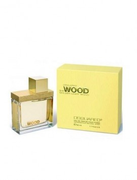 Dsquared2 Wood Golden Light Women Eau De Parfum Spray 50ml