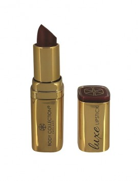 Body Collection Luxe Lipstick Satin Finish No 4 Dark Romance