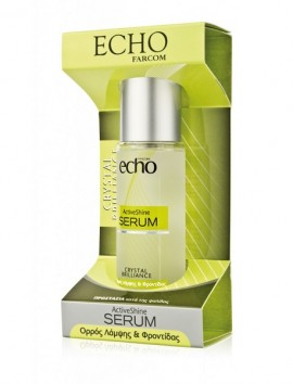 Farcom Echo Active Shine Serum Ορός Λάμψης & Φροντίδας 50ml