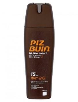 Piz Buin Ultra Light Hydrating Sun Spray SPF15 200ml