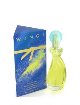 Giorgio Beverly Hills Wings Woman Eau De Toilette Spray 90ml