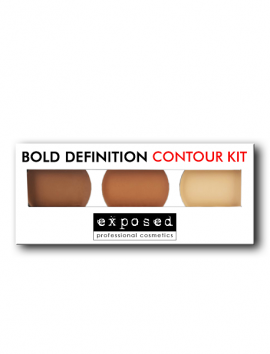 Exposed Bold Definition Contour Kit (7.2gr)