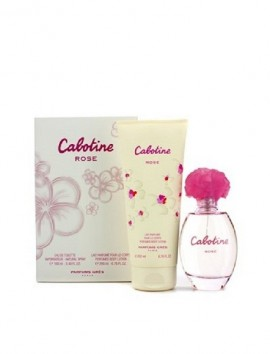 Gres Cabotine Rose Women Gift Set Eau De Toilette Spray 100ml