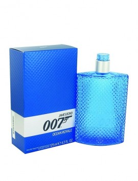 James Bond 007 Ocean Royale Men Eau De Toilette Spray 125ml