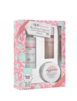 NSPA Mum To Be Blooming Gorgeous Gift Set 3PC