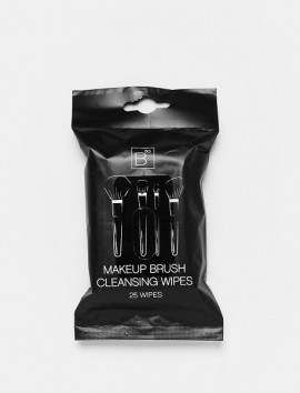 BSQ Makeup Brush Cleansing Wipes 25pcs