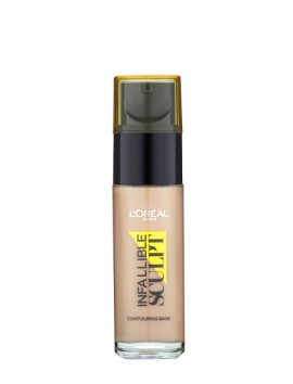 L'Oreal Infallible Sculpt Contouring Base Foundation No 03 Medium/Dark (29gr)