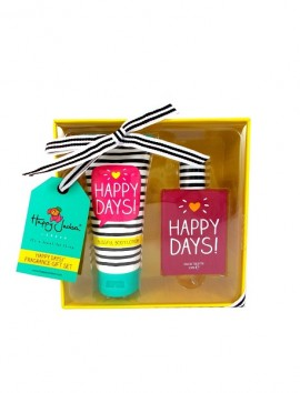 Happy Jackson Happy Days Fragrance Gift Set Eau De Toilette Spray 50ml & Body Butter 100ml