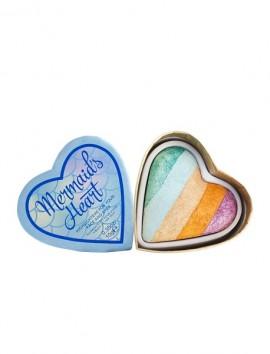 I Heart Makeup Blushing Hearts Mermaid's Heart Highlighter (10gr)