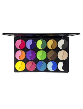 Heather Lou Cosmetics The Toni Marie Palette 30 Colour Eyeshadow Palette
