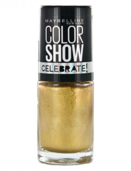 Maybelline Color Show Nail Lacquer No 108 Golden Sand (7ml)