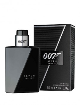 James Bond 007 Seven Intense Men Eau De Parfum Spray 125ml