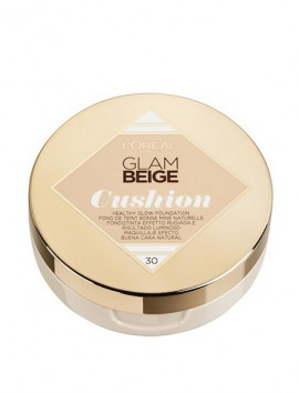 L'Oreal Glam Beige Cushion Healthy Glow Foundation No 30 Medium Light (14.6g)