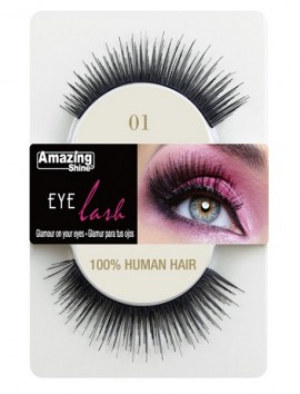 Amazing Shine Eyelashes No 01