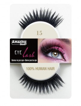 Amazing Shine Eyelashes No 15