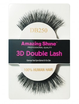 Amazing Shine 3D Double Βλεφαρίδες No DB250