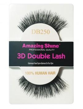 Amazing Shine 3D Double Eyelashes No DB250