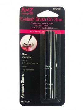 Amazing Shine Eyelash Glue Brush On Black Waterproof (5g)