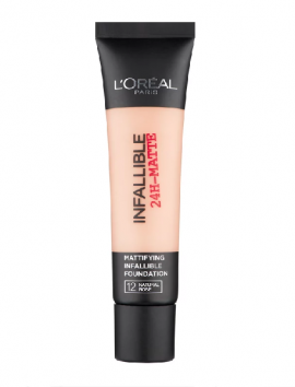 L'Oreal Infallible 24H Matte Foundation No 20 Sand (35ml)