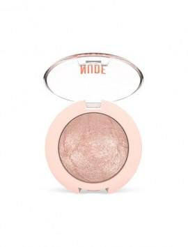 Golden Rose Nude Look Matte & Pearl Baked Eyeshadow No 01 Pearl Ivory (2.5g)