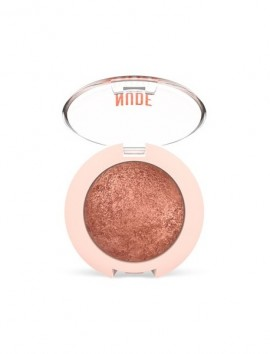 Golden Rose Nude Look Matte & Pearl Baked Eyeshadow No 02 Pearl Rosy Bronze (2.5g)