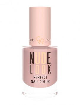 Golden Rose Nude Look Perfect Nail Color No 02 Pinky Nude (10.2ml)