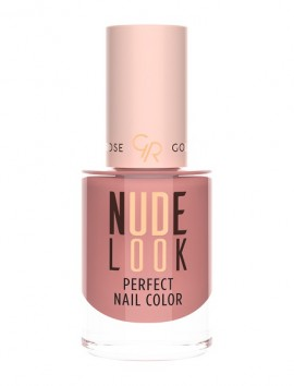 Golden Rose Nude Look Perfect Nail Color No 04 Coral Nude (10.2ml)