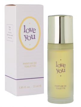 Milton Lloyd Love You Women Parfum De Toilette Spray 55ml