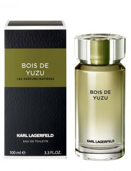 Karl Lagerfeld Les Parfums Matieres Bois De Yuzu Men Eau De Toilette Spray 100ml