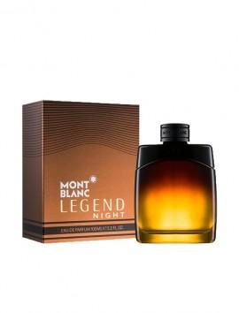 Mont Blanc Legend Night Men Eau De Parfum Spray 100ml