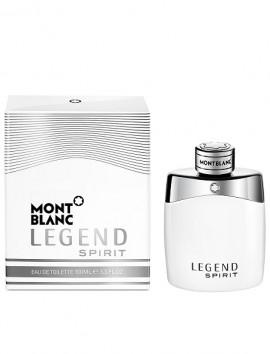 Mont Blanc Legend Spirit Men Eau De Toilette Spray 100ml